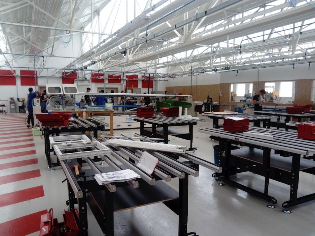 atelier MAV-menuiserie Alu-Verre